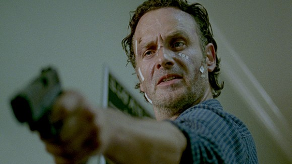 """Most Addictive Television Shows Right Now, """"The Walking Dead"""""""