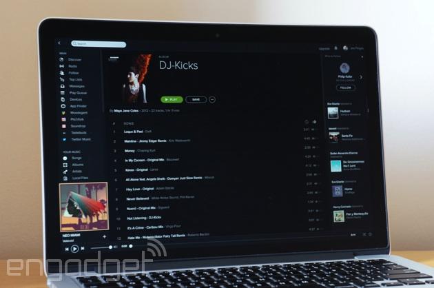 Il codice di Spotify suggerisce che i podcast stanno venendo