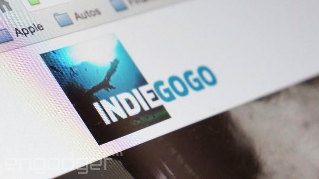 Lassicurazione crowdfunding di Indiegogo vi paga indietro se i progetti vanno busto