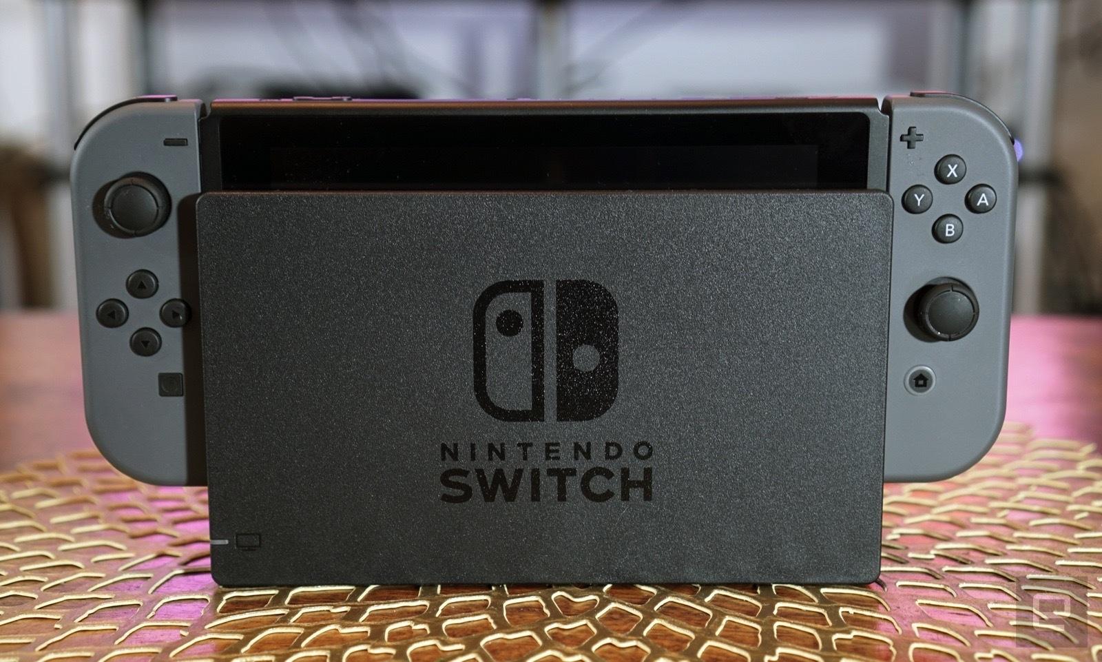 Switch podría superar las ventas de WiiU en su primer año