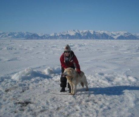 Donna May Kimmaliardjuk at Pond Inlet, Nunavut.