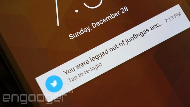 Linsetto di connessione di Twitter dà a molti utenti lo stivale