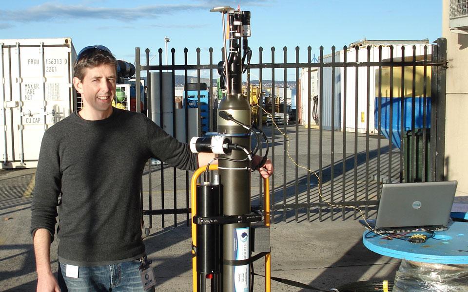 I robot di galleggiamento scopriranno che cosa tiene lOceano Indiano sano