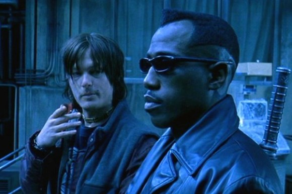 best superhero movies of all time, greatest superhero movies, blade II