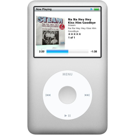 RIP Click Wheel: Apple discontinues the iPod classic