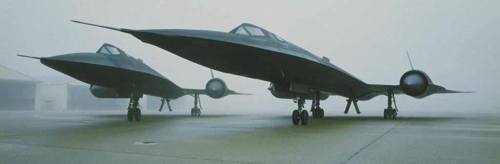 Otto aerei top secret che definitivamente non sono UFOs