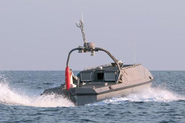 Un crogiolo di robot di dragaggio mine proteggerà bambino costoso della marina il nuovo