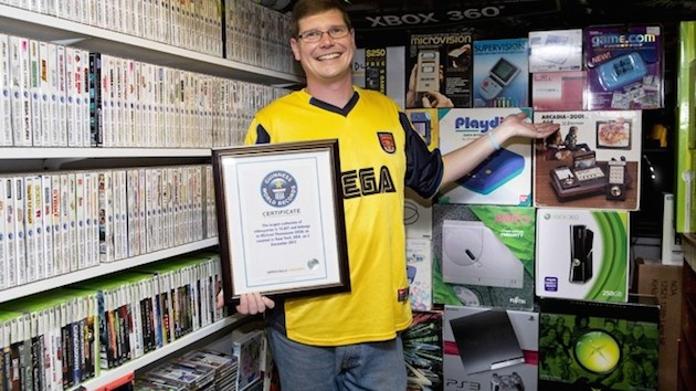La più grande raccolta del videogioco del mondo è ancora in vendita