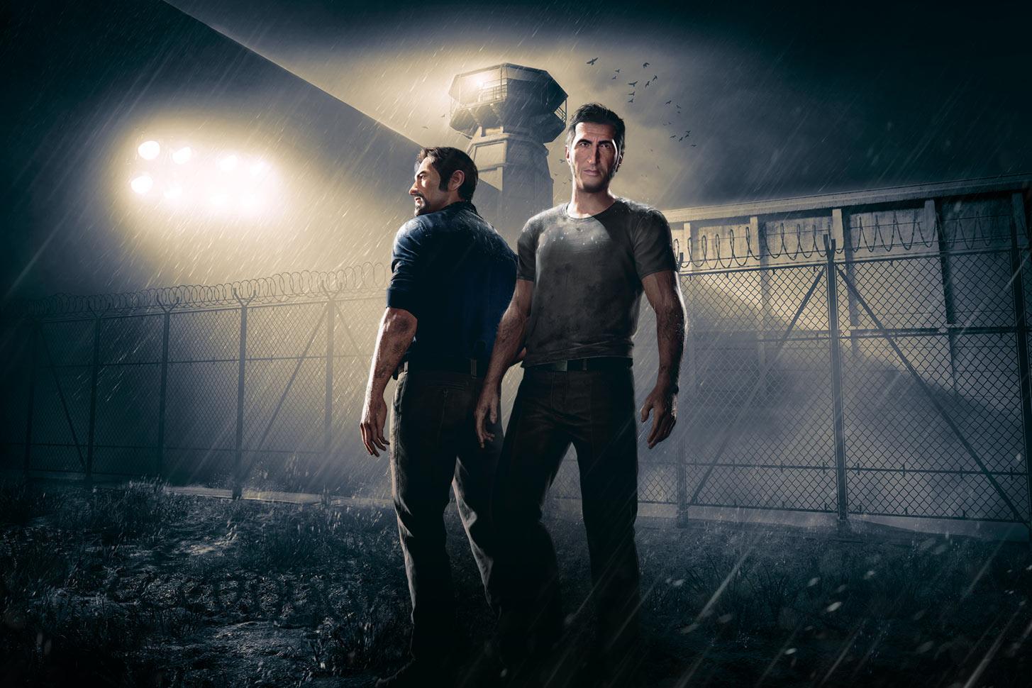 A Way Out es el Prison Break de los videojuegos