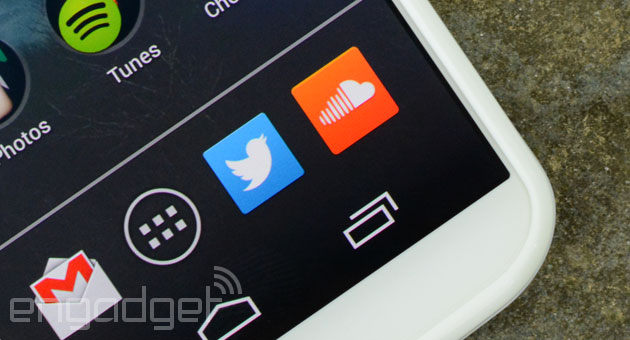 Twitter podría comprar el servicio de streaming musical SoundCloud
