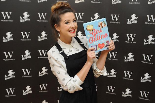 La libro con copertina rigida di vendita più veloce Del Regno Unito di 2014 è stata scritta da un YouTuber