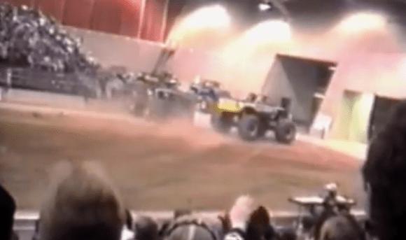 Monster Trucks Accidents