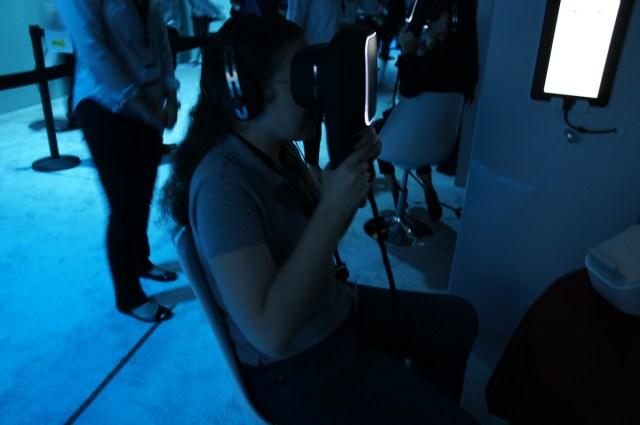Canon's VR prototype