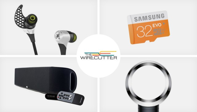 The Wirecutter's best deals: a soundbar, Bluetooth headphones and more!