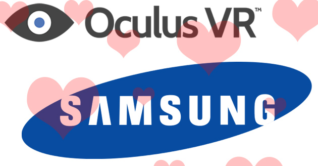 Samsung está trabajando con Oculus en el desarrollo de su periférico de realidad virtual