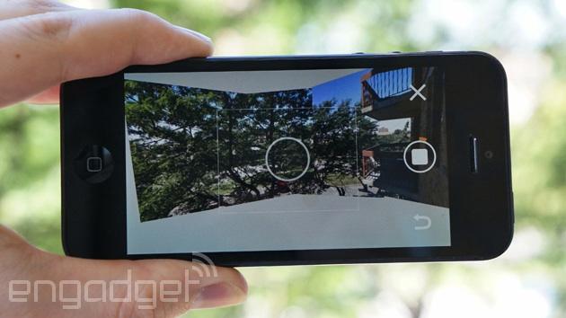 Le sfere e la via della foto della regolazione di Google osservano le immagini esenti dalle mappe