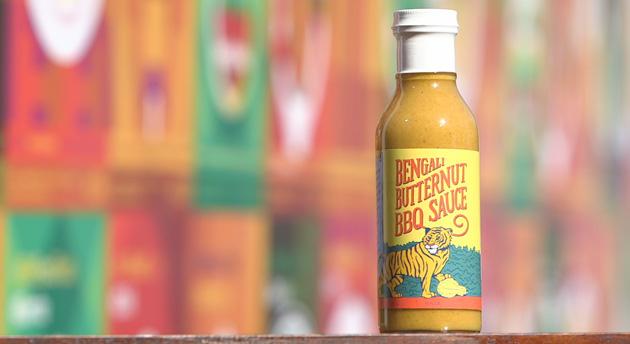 Watson's Bengali Butternut BBQ sauce