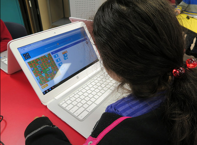 Gli insegnanti nelle diverse aree stanno imparando come promuovere programmare