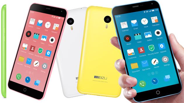 La nota del M1 di Meizu è un iPhone regalato 5c sugli steroidi