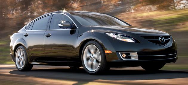 2012 Mazda 6 sedan