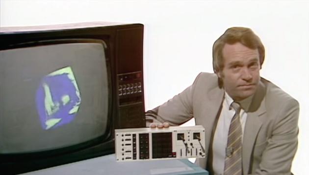 Tomorrow's World on early CGI