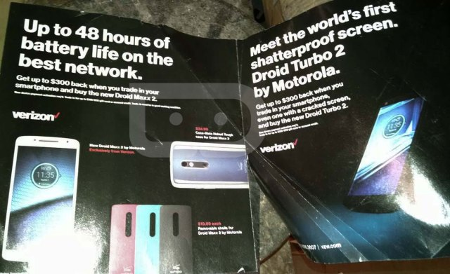 Leaked promos for the Droid Maxx 2 and Droid Turbo 2