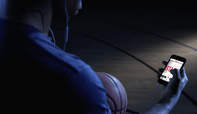 wilson baloncesto pelota sensores futuro app