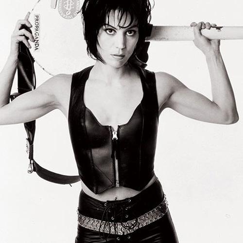 10 Hottest Rock Goddess Getups, Joan Jett