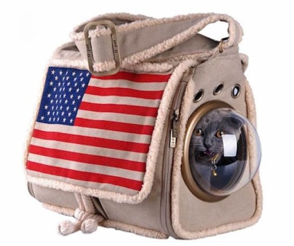 consumer products we're surprised aren't more popular, funny consumer products, awesome consumer products, astronaut pet carrier