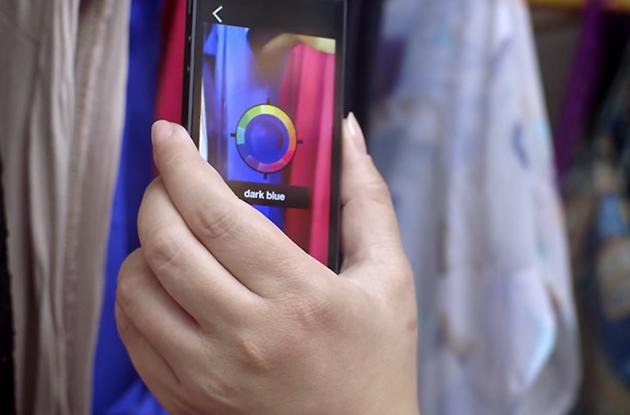 Unaccessibilità semplice app può rendere il mondo visivo udibile