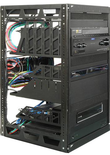 nhs 70c home automation rack systems