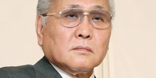 山根明・日本ボクシング連盟会長