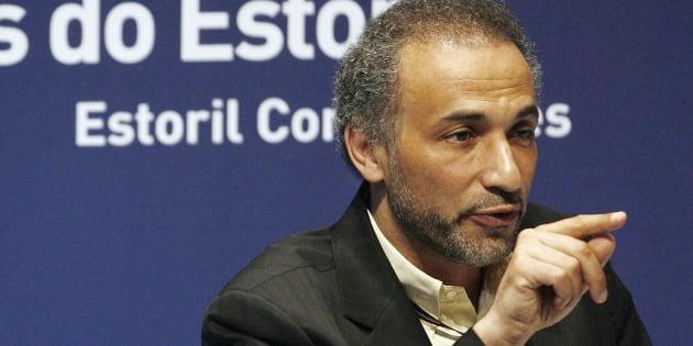 Selon les médecins, l'état de santé de Tariq Ramadan (ici à Lisbonne en mai 2009) est compatible avec sa détention.