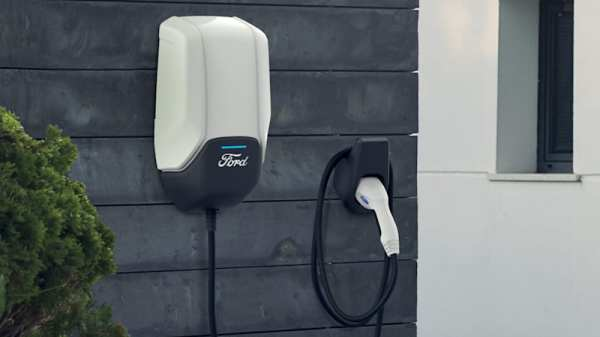 Ford Mustang-inspired EV will get free charging at 12,000 stations