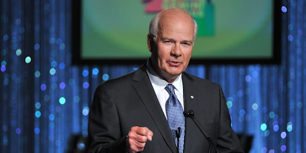 Peter Mansbridge attends the 26th Annual Gemini Awards on Aug. 30, 2011 in Toronto.