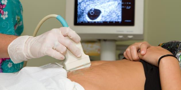 Ultrassom é um dos modos de identificar a síndrome.
