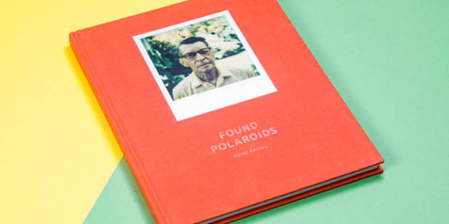Kyler Zeleny's new book 'Found Polaroids' matches old photographs with short fiction contributed by strangers online.