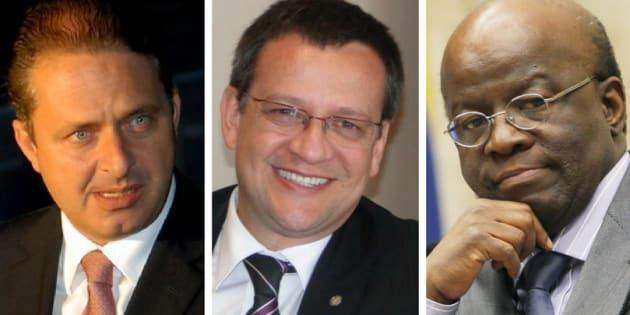 Eduardo Campos, Beto Albuquerque, Joaquim Barbosa: o espólio de 2014 e a disputa pela Presidência e poder embaralham o PSB nas eleições de 2018.