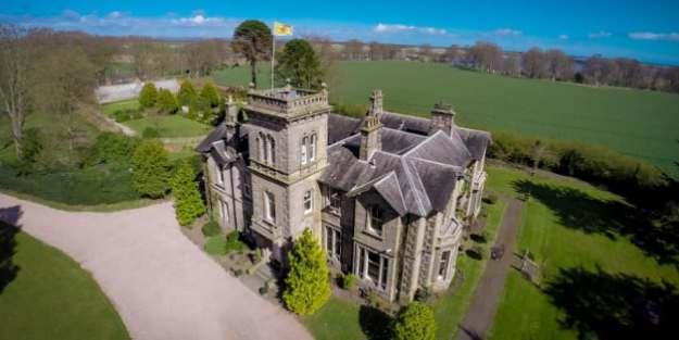 Indian Billionaire Buys 2 Million Pound Scottish Mansion