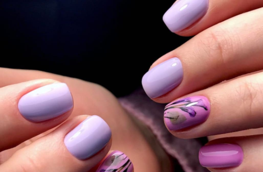 The 20 Hottest Nail Designs You Need To Try This Spring