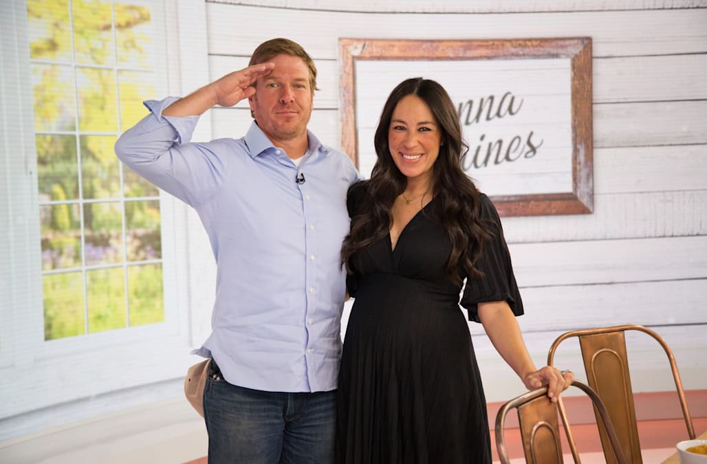 Chip And Joanna Gaines' Newborn Son Crew Has The Chicest
