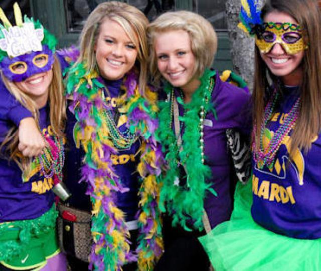 Mardi Gras Top  Cities Not Named New Orleans To Celebrate Fat Tuesday Aol Lifestyle