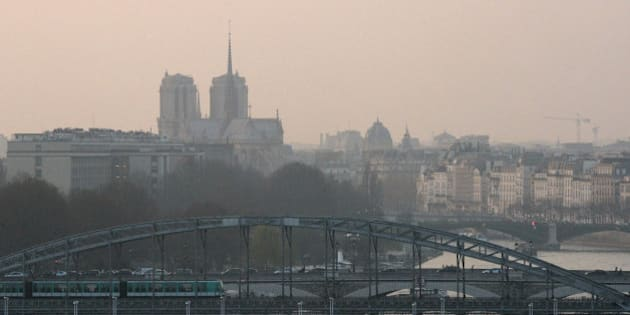 Pollution Plus De 30 Dpartements En Alerte Transports