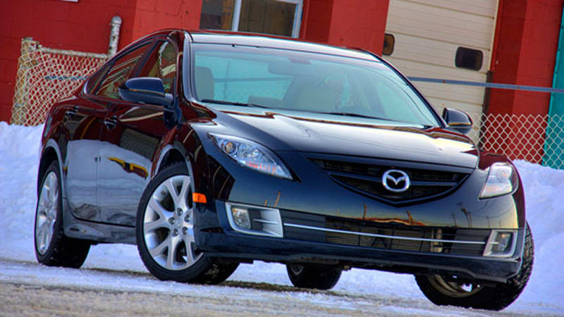 Review: 2009 Mazda6 s Grand Touring | Autoblog