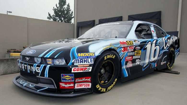ESPN: Ford submits Mustang for 2013 NASCAR Sprint Cup approval - Autoblog