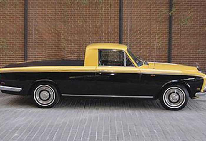 Pricey Pickup 1969 Rolls Royce Silver Shadow Truck For Sale Autoblog