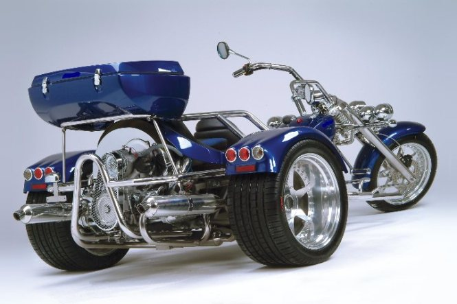 Campagna Motors New T Rex 16s Reverse Trike Rear Angle View Like S Other Vehicles The Is Street Legal