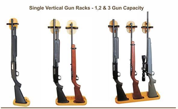 gun rack rotary gun racks