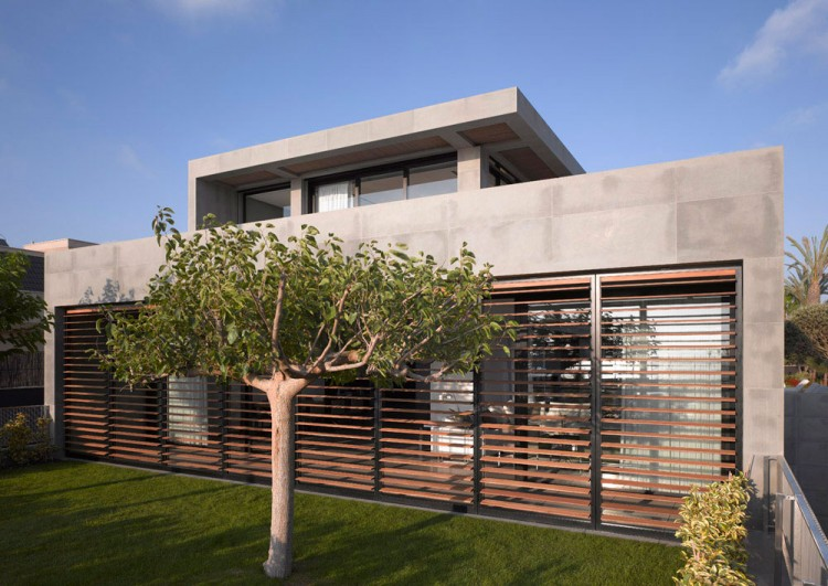 Modern Family Home In Israel