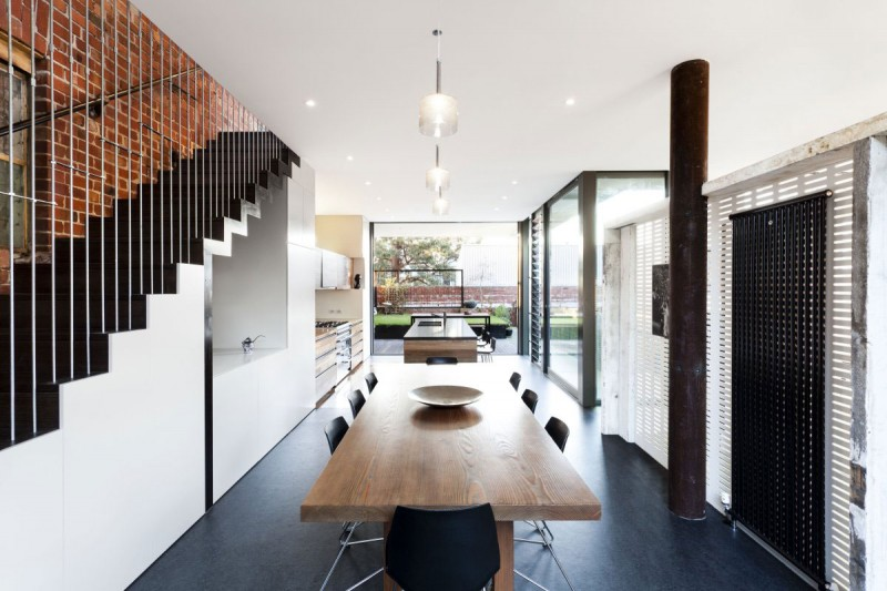 House In A Warehouse By Splinter Society Architecture
